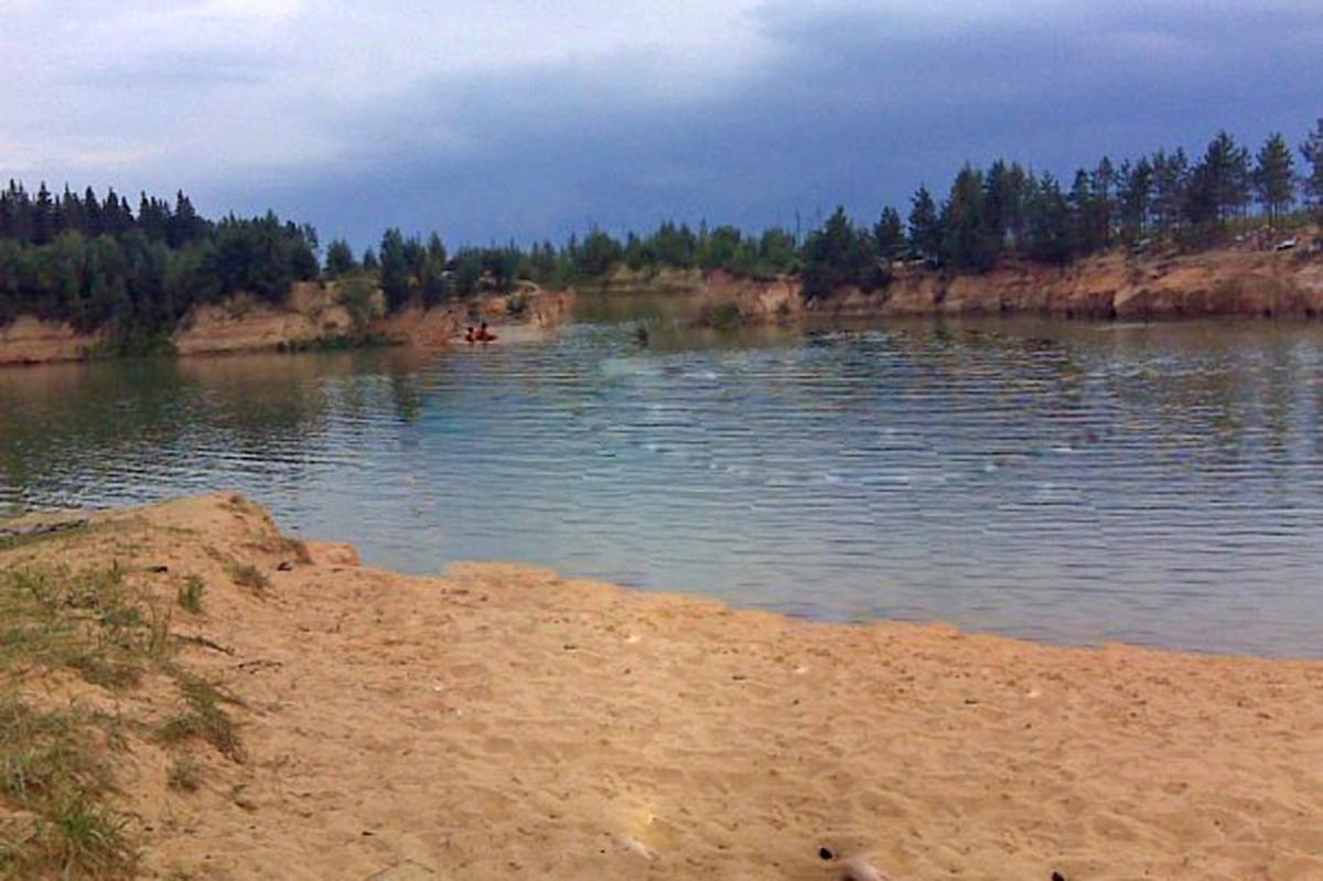 результат белье места для купания в ленинградской области основной